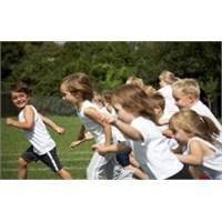 Çocuklarda Spor Alışkanlığı
