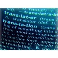 İngilizceden Türkçeye Çeviri Teknikleri
