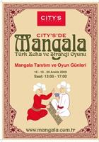 Mangala Tanıtım Ve Oyun Günleri City's'de Başlıyor