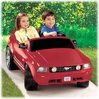 Fisher Price'ın Ödüllü Oyuncakları-ford Mustang