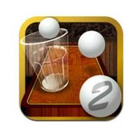 Glass Pong 2 Bardağa Pinpon Topu Atma Oyunu