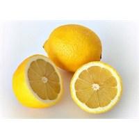 Ellere Şekerli Limonlu Bakım