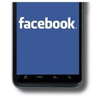 Facebook Phone Geliyor