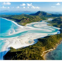 Whitehaven Plajı, Avustralya