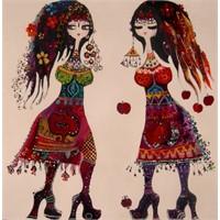 Canan Berber Hitit Kadınları,narları Ve Mehleviler