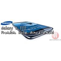 Samsung Galaxy S3 Premium Suite Güncellemesi