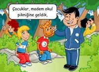 Çocuklar İçin Animasyonlu İlk Yardım Bilgileri 5