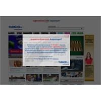 Superonline Sitesi Neden Kapatılıyor