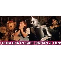 Çocukların İzlemesi Gereken 20 Film!