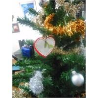 Yeni Yıl Ağacı Süslerim...