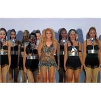 Beyonce Öyle Bir Şov Yaptı Ki...