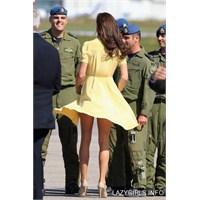 Sarı Sevilmez Mi? Kate Giyerse Neden Olmasın?