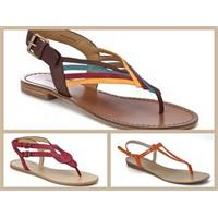 2012 Sandalet Modelleri
