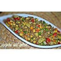 Rengarenk Salata (Bahar Gibi)
