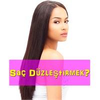 Evde Saç Nasıl Düzleştirilir ?