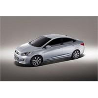 Hyundai Yeni Accent Blue