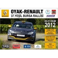 37. Oyak Renault Yeşil Bursa Rallisi