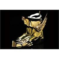 Altın Nike Zf 1 Snowboard Botları