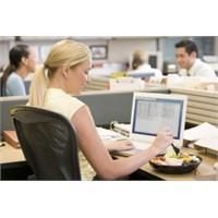 Ofis Yaşamı Metabolik Sendroma Davetiye Çıkarıyor