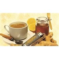 Elma & Zencefil & Limon Suyunun Faydası