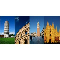 İtalya'da Gezilip Görülecek Yerler