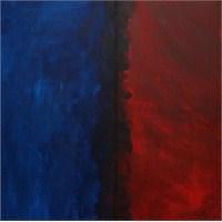 Kahverengi Kadın / Adam Mavi
