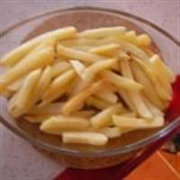 Diyet Patates Kızartmas