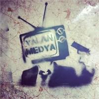 Gezi Parkı İçin Yapılan Sokak Sanatı