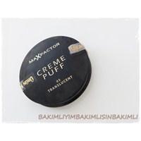Max Factor Creme Puff Pudra #05 Translucent