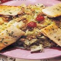 Keçi Peyniri Salatası