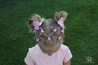 Çocuklar İçin Yeni Abiye Saç Modelleri