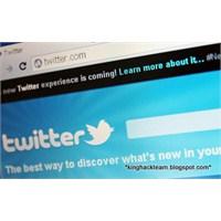 Twitter' Da Güvenlik Açığı Tehlikesi!
