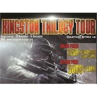 Kingston Trilogy Tour Başlıyor!