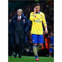 Şanssızlık: Manchester United 1-0 Arsenal