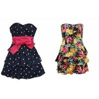 Bu Yaz Fırfırlı Elbise Ve Etekler Moda