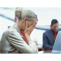 İşyerinde Psikolojik Taciz Mi?