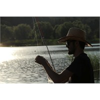 Gölcük Yaylasında Balık Tutma Keyfi