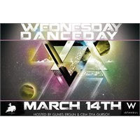 Wednesday Danceday Partileri Başlıyor!