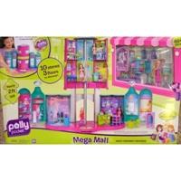 Polly Pocket Mega Mall Playset-3 Kat-10 Mağaza