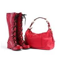 Göz Alıcı Ayakkabı Ve Çanta Modelleri