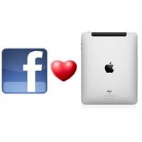 İpad İçin Resmi Facebook Uygulaması