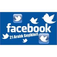 """Sosyal Medyada 21 Aralık """"Geyikleri"""" -2"""