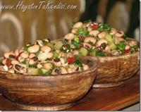 Kuru Börülce Salatası-nefis