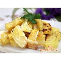 Fırında Kremalı Patates Nasıl Yapılır?