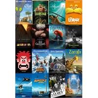 En İyi Animasyon Film Oscar'ı Aday Adayları