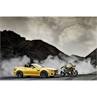 Mercedes-benz Amg Slk 55 Ve Ducati Streetfighter