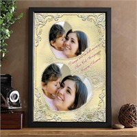Kişiye Özel Anneler Günü Fotoğraflı Çerçeve