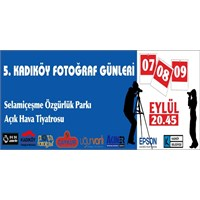 5. Kadıköy Fotoğraf Günleri Başlıyor!