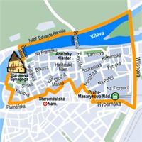 Prag'da Ünlü Yahudi Yerleşim Bölgesi - Josefov