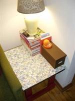 Eski Masanızı Domino Taşlarıyla Yenileyin!